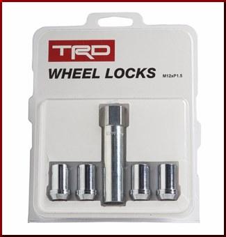 TRD Wheel Lock Set