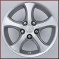 """16"""" 5-Spoke Factory Alloy Wheel"""