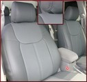 Clazzio Perforated Leather Seat Covers, models CE/LE/S