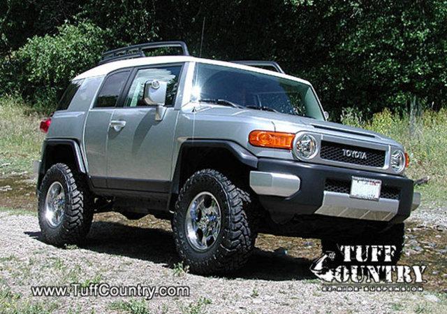 "Tuff Country 3"" FJ Cruiser 4WD Lift"