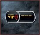 VIP Security System Glass Break Sensor