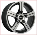 "20"" BBS Alloy Wheel"