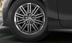 "15"" 10-Spoke Alloy Wheels"