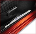 7-Color Illuminated Door Sill Protectors