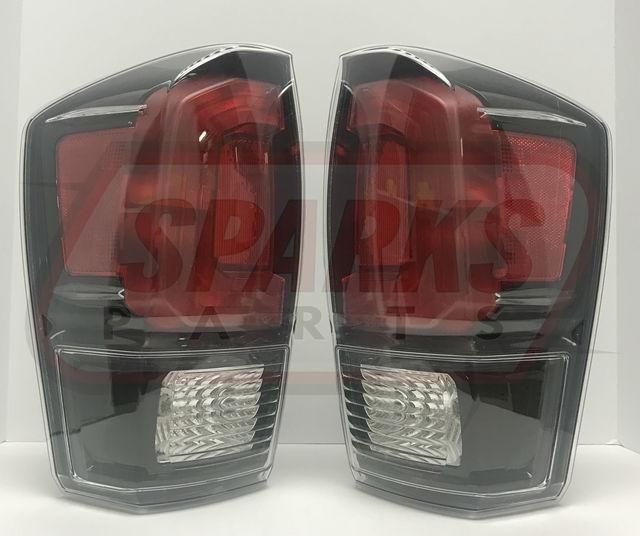 3rd Gen Tacoma TRD Pro Tail Light Kit