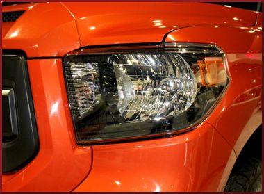 TRD Pro Headlights - Pair
