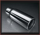 Stainless Steel Exhaust Tip, 5.7L & 4.6L