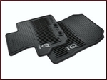 All-Weather Floor Mats - 2 pc set