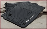 All-Weather Floor Mats - 3-Piece