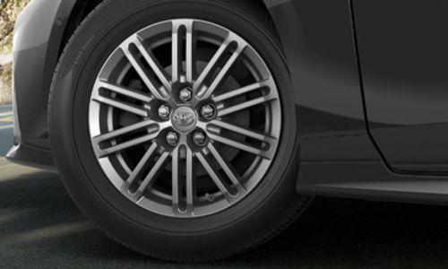 """15"""" 10-Spoke Alloy Wheels"""