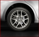 "17"" 10-Spoke Alloy Wheel"