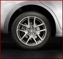 """17"""" 10-Spoke Alloy Wheel"""