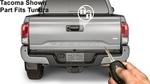 Tailgate Power Lock - Extra Long Wheelbase