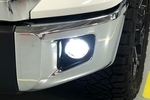 2 in 1 LED Projector Fog Lights with LED DRLs