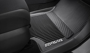 Rav4 All Weather Floor Liners