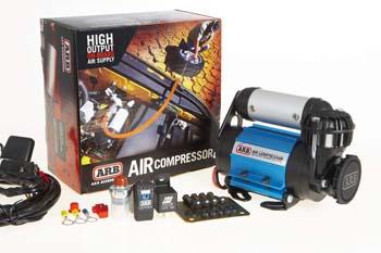 Heavy-Duty Air Compressor for ARB Air Lockers