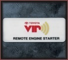 Remote Engine Starter - Vehicles Withou Smart Key