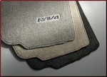 Carpeted Floor Mats - Taupe (w 3rd row seat)