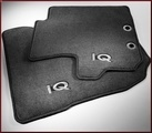 Carpet Floor Mats - 2 pc set