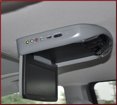 "10"" ADVEXL10 Overhead DVD System"