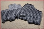 All-Weather Floor Mats (7&8 Passenger)