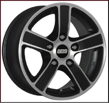 "18"" Satin Black Wheel"