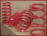 TRD Red Sport Lowering Springs
