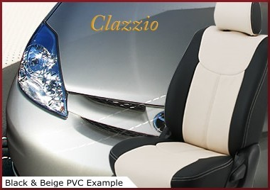 Clazzio PVC (Vinyl)  Seat Cover  SOME PVC COVERS WILL BE SPECIAL ORDERS