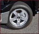 """Alloy Wheel 18"""" Silver BBS"""
