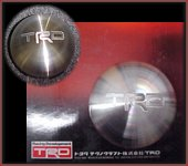 TRD Wheel Center Cap