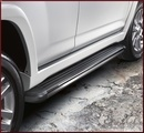 Chrome Running Boards - Limited