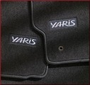 Carpeted Floor Mats - Charcoal