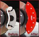 Caliper Covers, 2WD, Base and Prerunner Only; Fronts Only