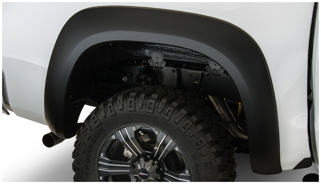 Bushwacker Extend-A-Fender Flare Set - 07-13 Tundra