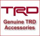 TRD Cold Air Intake Engine Cover Fit Kit (4.6L V8)