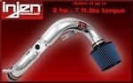 Injen Cold Air Intake - Black (No CARB)