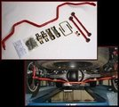 TRD Rear Sway Bar