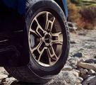 "18"" TRD PRO Alloy Wheel - Heritage Edition in Matte Bronze"
