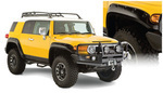 Bushwacker Pocket Style Flare Set - FJ Cruiser