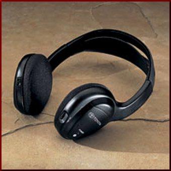 Fold-Flat Wireless Headphones