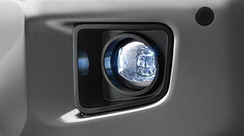 Fog Light Kit LED - Chrome