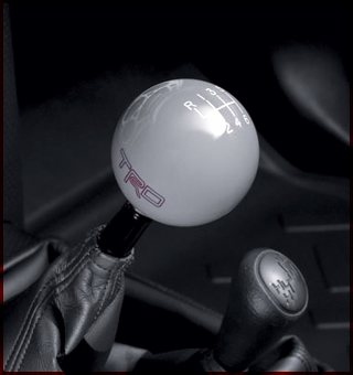 TRD Shift Knob - 6 Speed Manual