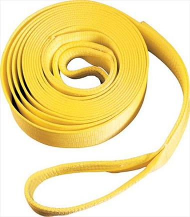 4 Inch, 20 Foot Recovery Strap