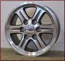 """16"""" Aluminum Wheel"""