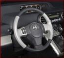 Leather Steering Wheel