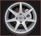"15"" 7-Spoke Alloy Wheel (VIN Required)"