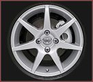 "15"" 7-Spoke Alloy Wheel (VIN Required)"
