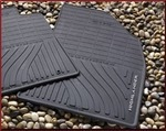 All-Weather Floor Mats - 2-Piece (Front Only)