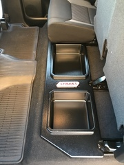 Plastic Rear Under Seat Storage Unit - Crewmax