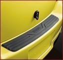 Rear Bumper Protector, Black, 3-Door Hatchback